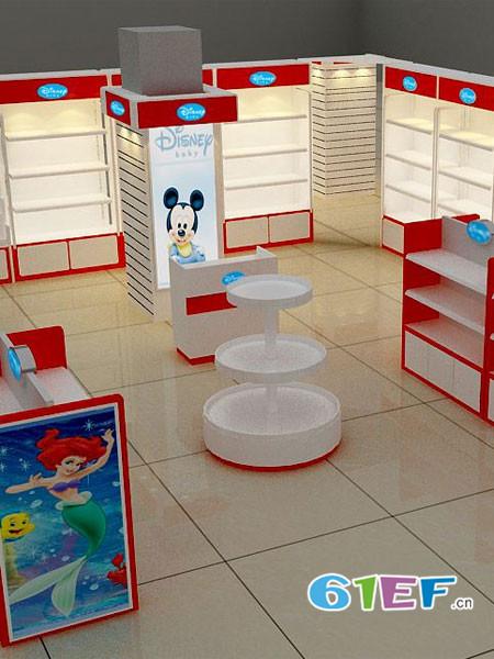 宏城展柜——童装展柜