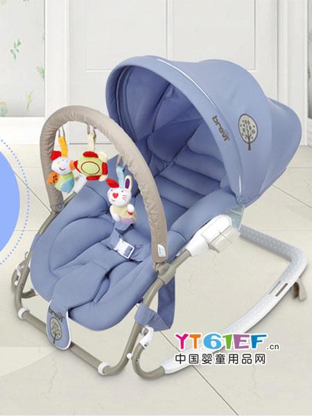 贝利维婴童用品婴儿摇椅婴儿摇篮床哄睡神器婴儿摇摇椅宝宝摇篮床