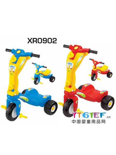 俏车子婴童用品宝宝三轮车脚踏蹬车滑板玩具扭扭滑行学步车