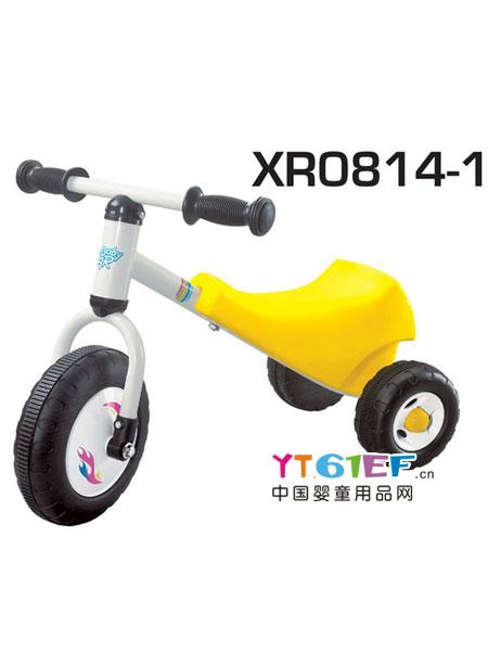 俏车子婴童用品3-5岁铁三轮自行脚踏玩具车手推车新款户外运动礼物