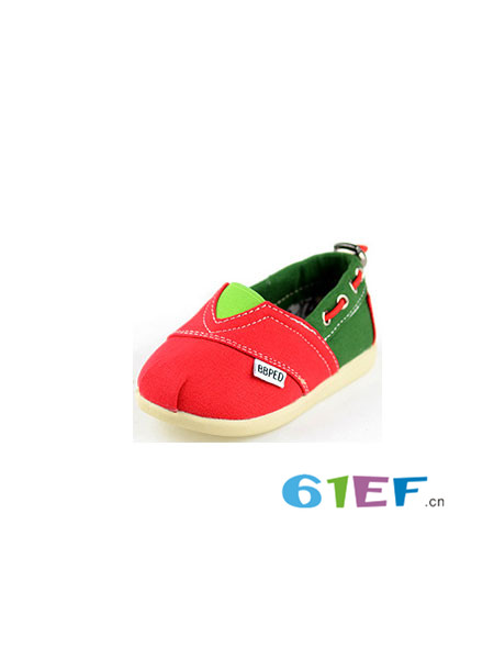 布丁派对童鞋品牌时尚休闲学步鞋