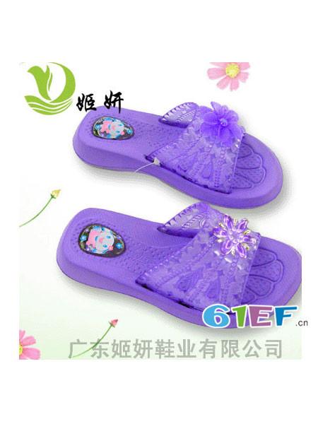 姬妍童鞋品牌塑料凉拖鞋