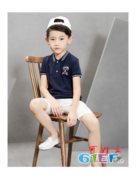 品牌龙8国际娱乐官网龙8国际娱乐官网品牌2018春夏休闲帅气男T恤