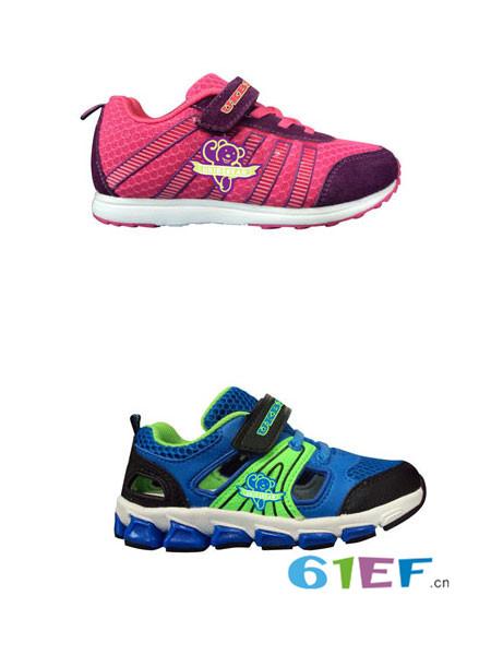 加盟优咔熊童鞋品牌兼备的时尚童鞋而不懈努力