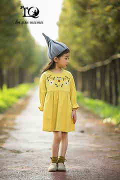林芊美眉童装品牌2018春夏新品