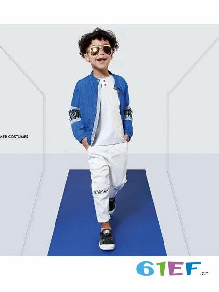 酷小孩童装品牌2018春夏韩版时尚休闲外套