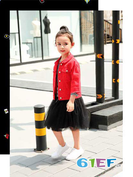 """辛巴娜娜童装品牌 带给孩子们 自然、轻潮、灵动""""与时尚活力"""