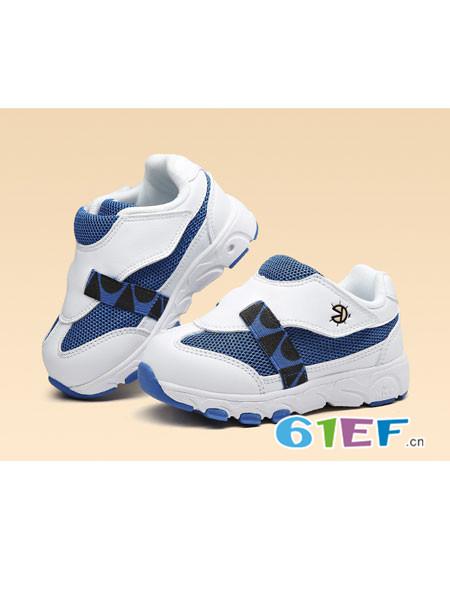KBY童鞋品牌学步鞋防滑男童透气软底机能鞋女童运动鞋