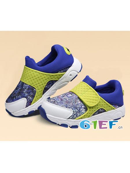 KBY童鞋品牌儿童机能鞋防外八扁平足1-3岁男女宝宝软底学步鞋