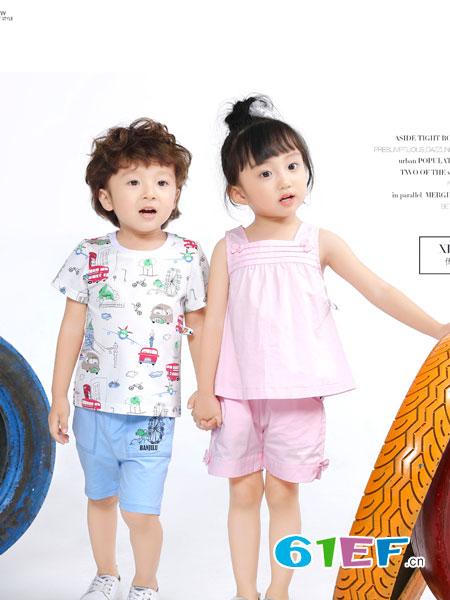 班吉鹿 童装品牌  最具竞争力的特色大牌产品