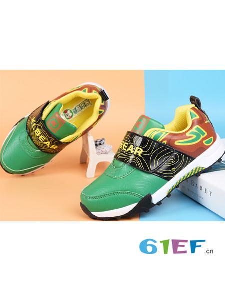 酷乐熊童鞋品牌韩版休闲运动鞋