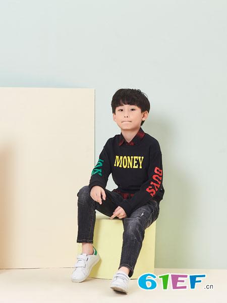 贝布熊童装品牌 产品适合3至13岁少年儿童