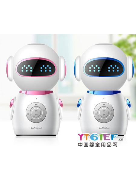 西巢电子类儿童智能陪护机器人