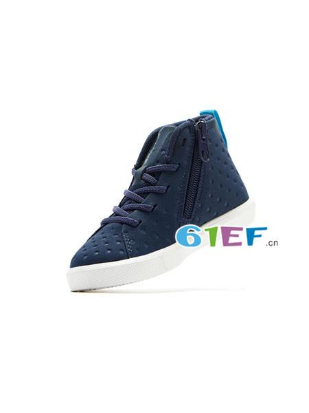 native童鞋品牌2017秋冬轻便舒适EVA运动休闲鞋潮流硫化鞋小童鞋