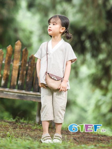 琦瑞德泽童装品牌让童年幸福而快乐