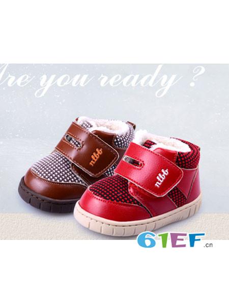 娜拉宝贝童鞋品牌棉鞋子学步鞋软底冬季婴童鞋