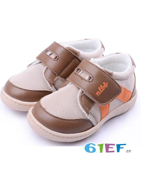 娜拉宝贝童鞋品牌宝宝鞋子婴儿鞋男防踢幼儿软底鞋
