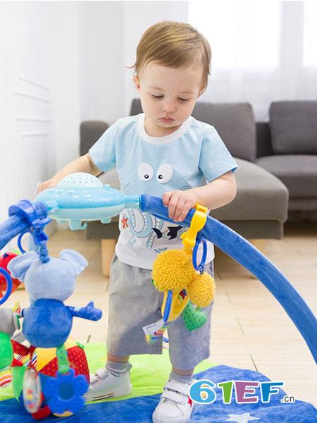 itty-bitty伊诗比蒂 打造一站式全品类婴童品牌集合店