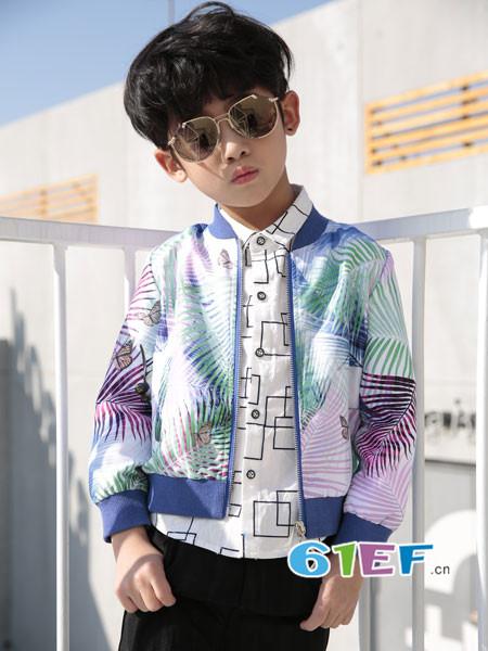 土巴兔童装品牌,给健康、自信、可爱的孩子们一个好童年