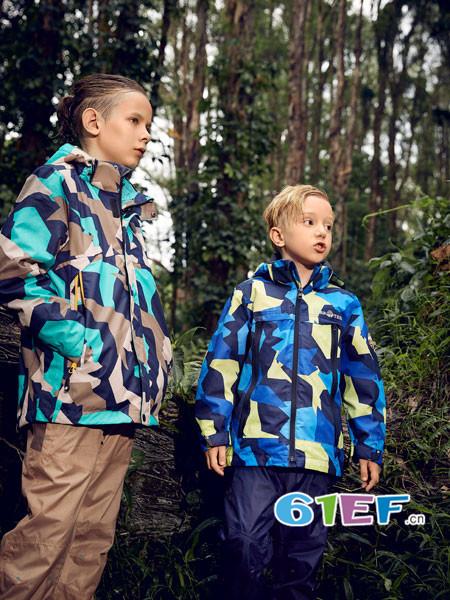 卡波树童装品牌 贴近城市、悠闲舒适、亲近自然