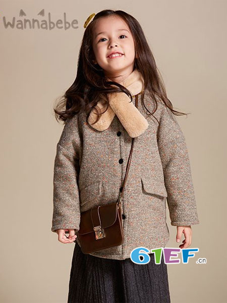 wannabebe童装品牌,安全舒适又不乏时尚品味的衣装
