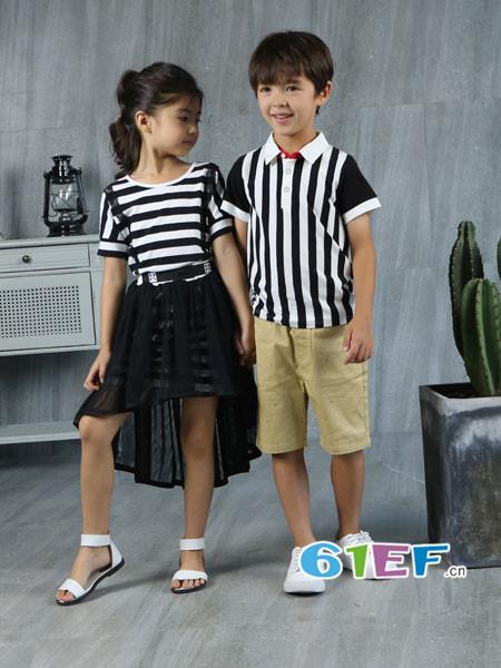 凡兜童装品牌将成为中国最强势的童装品牌