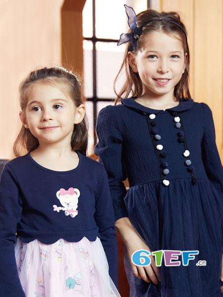 杰米熊童装品牌,多个产品系列满足一站式的要求