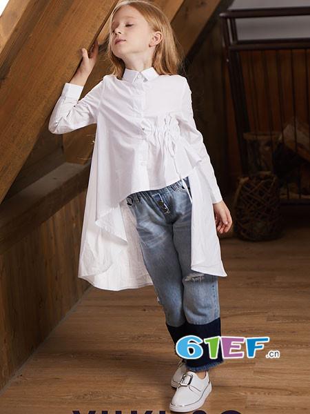YukiSo童装品牌,将摩登潮流融入童真童趣,时尚大气