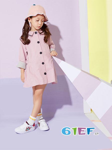 奢华时尚源于我,桃涩童鞋品牌2018新品上市
