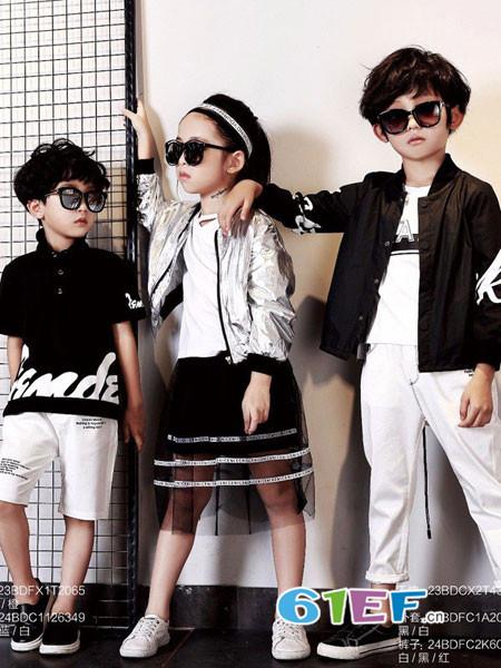 007童品童装品牌2018春夏时尚潮童