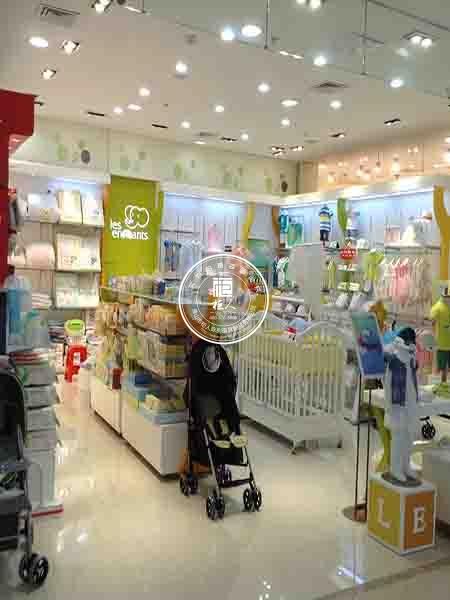 柜人陈列展示童装品牌2018春夏新品
