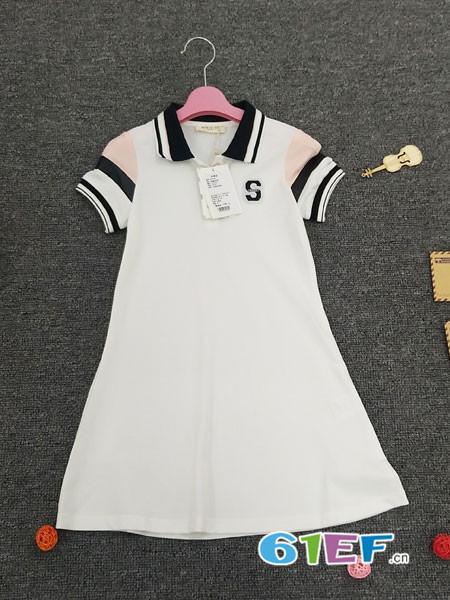 皮咖丘童装品牌2018春夏系列宽松时尚新品