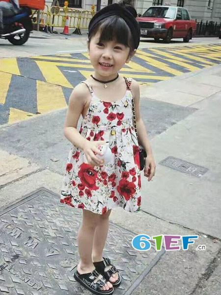 比奇童话童装品牌属于中国儿童健康成长的优质品牌
