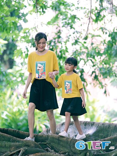 德蒙斯特童装品牌  导入新的商业模式,秉承高值低价的核心理念