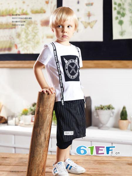 YukiSo童装品牌,镌刻浓郁欧美时尚风格,用心设计