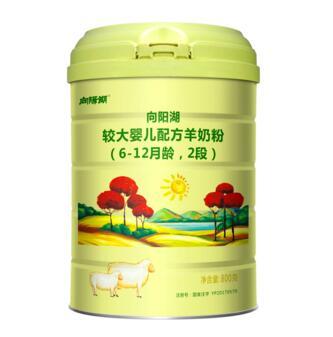 向阳湖(原五零牧场):羊奶粉为何如此珍贵?