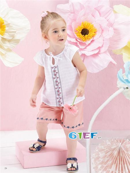 唐米小熊童装品牌特色高质量、高档次
