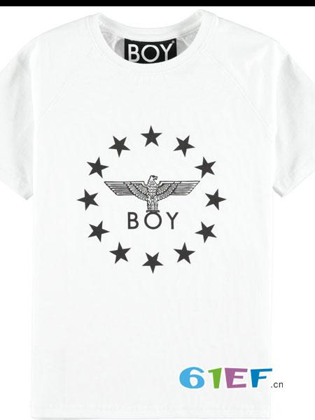 cloudokids童装品牌2018春夏新款儿童短袖T恤