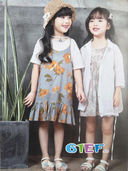 青稚童装品牌可爱、活泼、天真、童趣、时尚