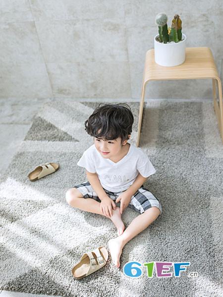 安米莉AMILRIS童装品牌2018春夏
