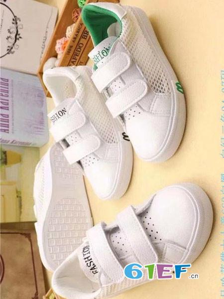 哈蓝猫童鞋儿童网鞋时尚小白鞋学生鞋休闲鞋童鞋品牌2018春夏