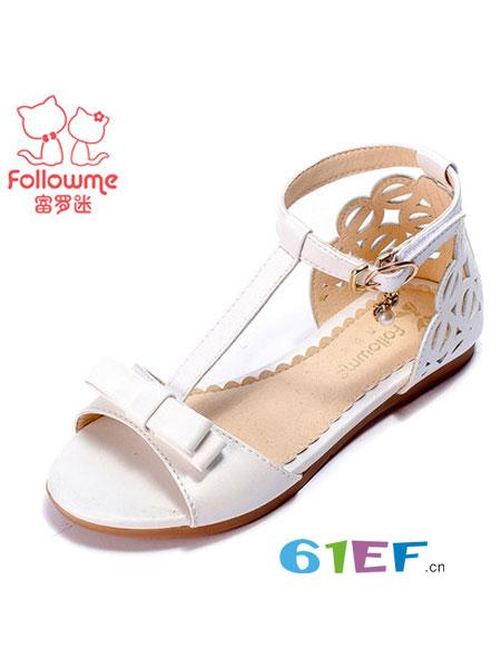 富罗迷童鞋品牌2018春夏韩版休闲鞋中大童儿童沙滩鞋