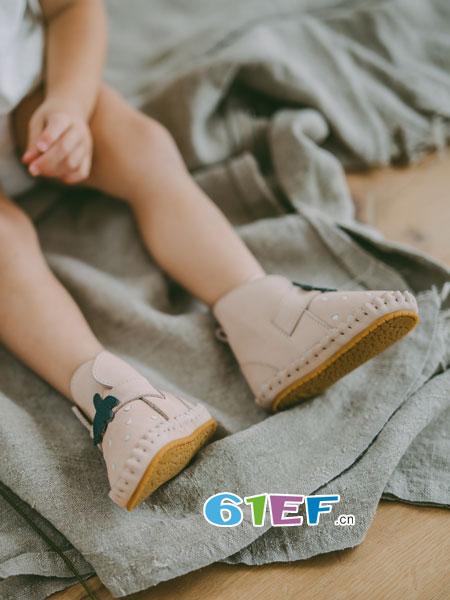 DONSJE童鞋品牌2018春夏韩版儿童女童皮鞋公主鞋单鞋