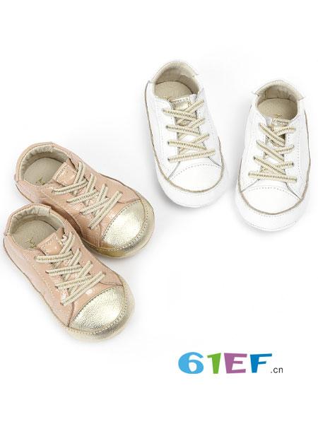 DONSJE童鞋品牌2018春夏男童休闲宝宝鞋女童皮鞋韩版板鞋