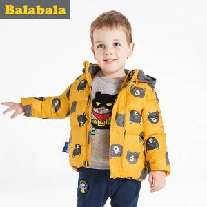 巴拉巴拉童装品牌2018秋冬新品