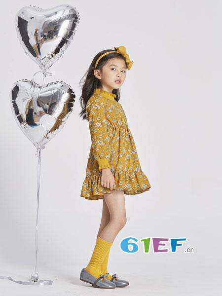淘气贝贝童装品牌 定标在精致、时尚和优雅
