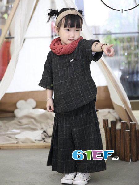 魔方童装品牌2018秋冬中大童休闲时尚韩版潮加厚线衣针织衫