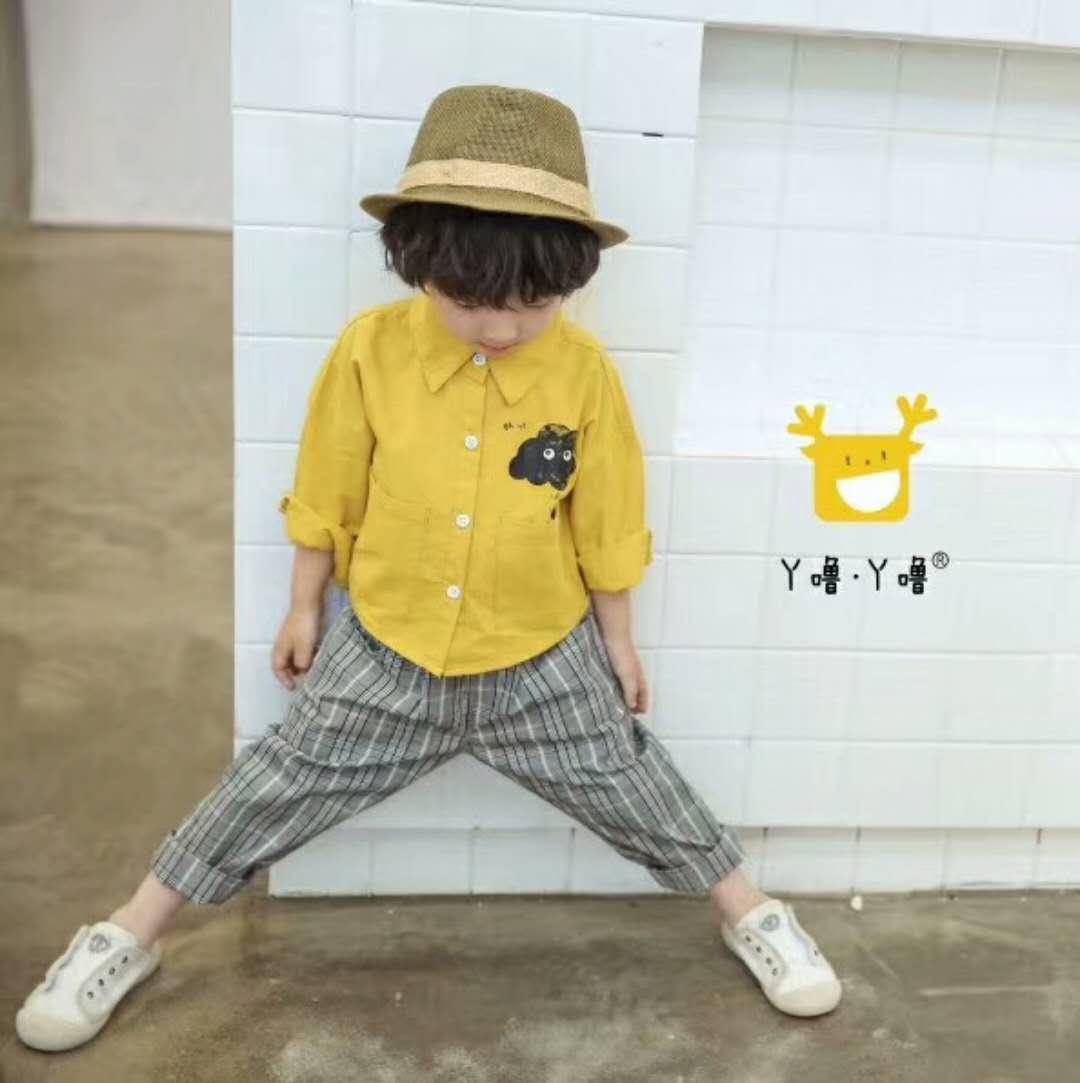 子田&糖卡布衣童装品牌2018秋冬新品