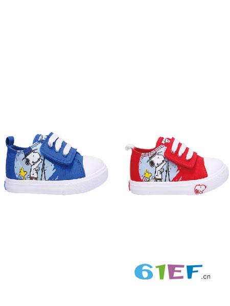 博仕屋童鞋品牌布鞋新款宝宝鞋子女童运动鞋单鞋潮