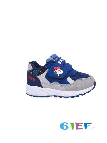博仕屋童鞋品牌儿童运动鞋女童跑步休闲运动鞋